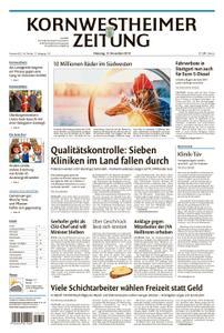 Kornwestheimer Zeitung - 13. November 2018