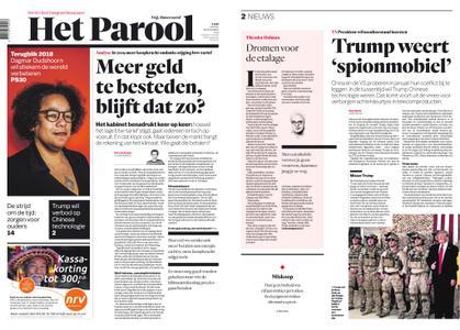 Het Parool – 28 december 2018
