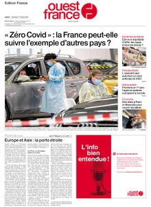 Ouest-France Édition France – 17 février 2021