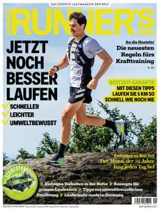 Runner's World Deutschland - September 2021