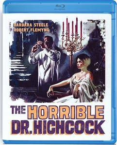 The Horrible Dr Hichcock / L'orribile segreto del Dr. Hichcock (1962)