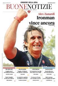 Corriere della Sera Buone Notizie – 23 ottobre 2018