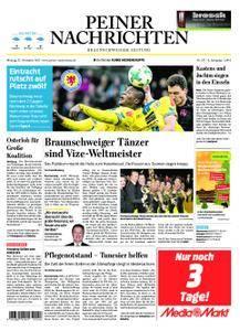 Peiner Nachrichten - 27. November 2017