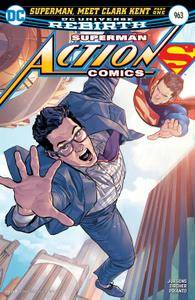 Action Comics 963 2016 2 covers Digital Zone-Empire