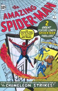 Amazing Spider-Man v1 001 - The Chameleon Strikes (cbz