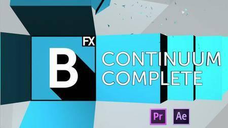 Boris Continuum Complete 10.0.6 CE for Adobe