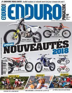 Enduro Magazine - Août-Septembre 2017