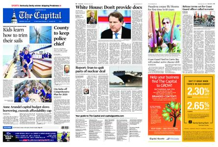 The Capital – May 08, 2019