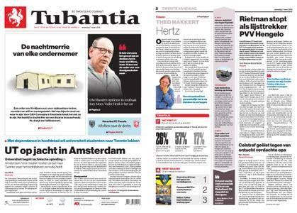 Tubantia - Enschede – 07 maart 2018