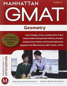 Manhattan GMAT Strategy Guide 4 : Geometry (Repost)
