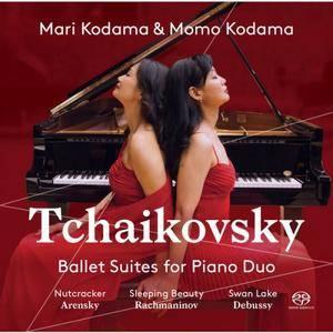 Mari Kodama & Momo Kodama - Tchaikovsky: Ballet Suites for Piano Duo (2016)