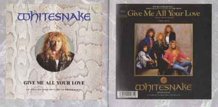 Whitesnake - 1987 (2017) {2CD 30th Anniversary Edition Parlophone 0190295785192}