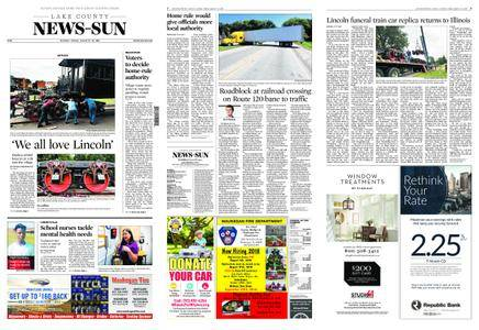 Lake County News-Sun – August 25, 2018