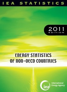 Energy Statistics of Non-OECD Countries 2011