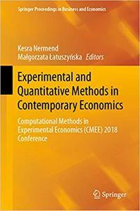Experimental and Quantitative Methods in Contemporary Economics