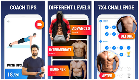 Leap Fitness - Home Workout - No Equipment v1.0.42 Premium