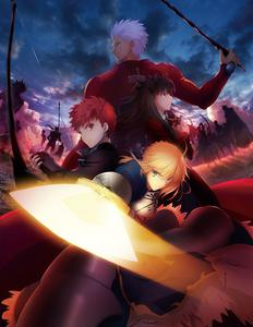 Fate/Stay Night: Unlimited Blade Works (2014)