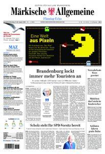 Märkische Allgemeine Fläming Echo - 17. August 2019