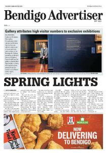 Bendigo Advertiser - February 18, 2020