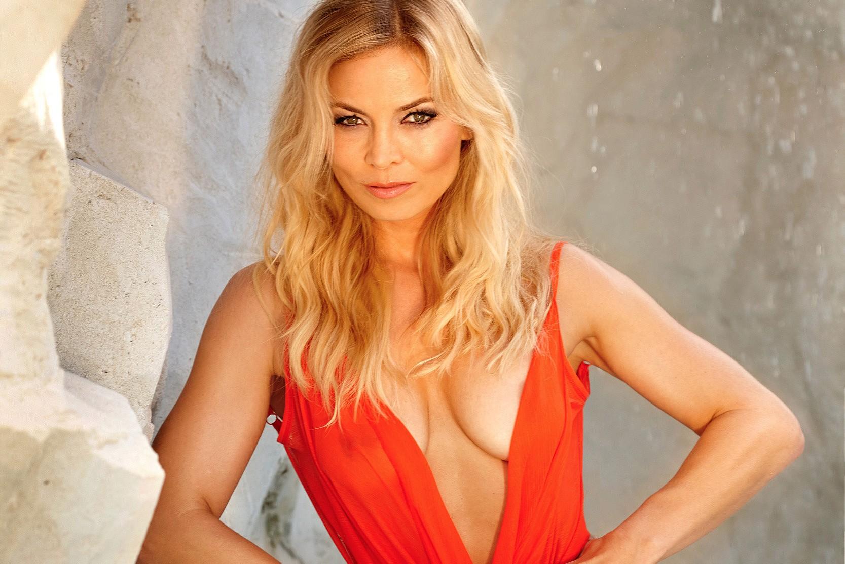 Regina Halmich - Playboy Germany March 2015 Coverstar