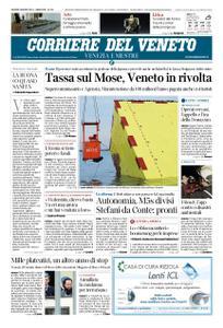 Corriere del Veneto Venezia e Mestre – 09 maggio 2019