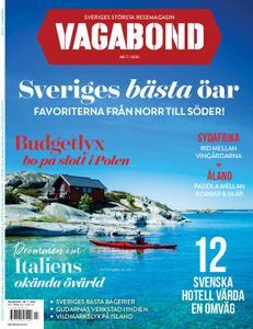 Vagabond Sverige – 09 juli 2020