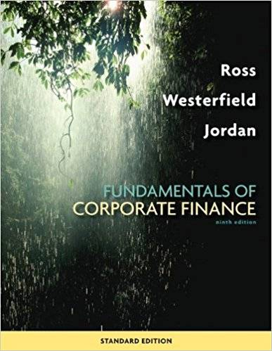 Fundamentals of Corporate Finance (9th edition)
