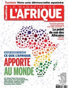 New African, le magazine de l'Afrique - Août - Septembre 2014