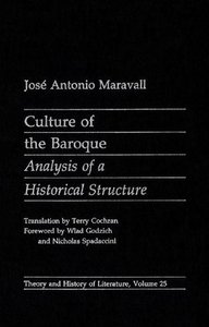 Culture of the Baroque: Analysis of a Historical Structure