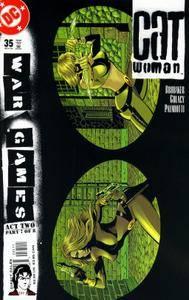 Catwoman v2 035 Betrayal