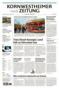 Kornwestheimer Zeitung - 04. Oktober 2018