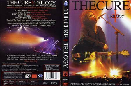 The Cure - Trilogy (2003) [2xDVD9, NTSC] Re-up