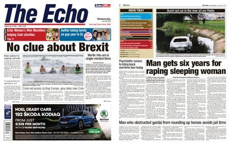 Evening Echo – July 24, 2019