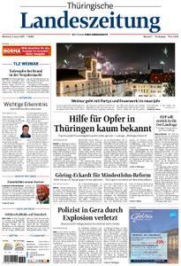 Thüringische Landeszeitung – 02. Januar 2019