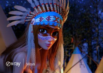 Chaos Group V-Ray Next, Update 2 (Build 4.30.00) for Autodesk Maya