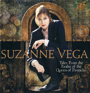 Suzanne Vega - Tales From The Realm Of The Queen Of Pentacles (2014) [US Promo]
