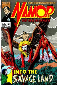 Namor - Volume 18