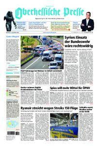 Oberhessische Presse Hinterland - 12. September 2018
