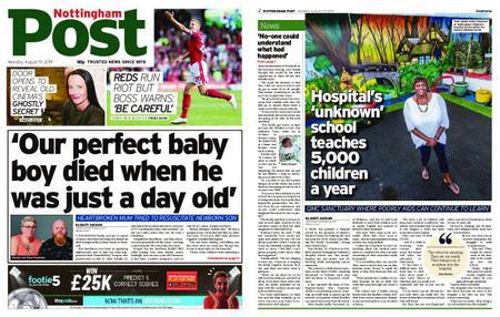 Nottingham Post – August 19, 2019