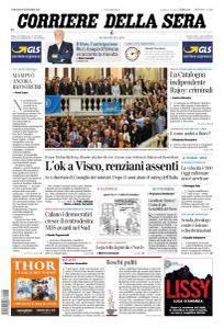 Corriere della Sera - 28 Ottobre 2017