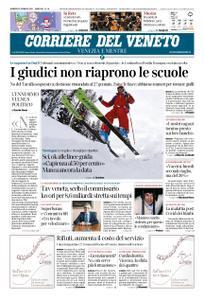 Corriere del Veneto Venezia e Mestre – 22 gennaio 2021