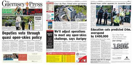 The Guernsey Press – 20 July 2018