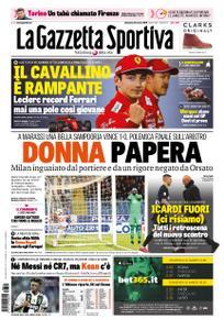 La Gazzetta dello Sport Sicilia – 31 marzo 2019