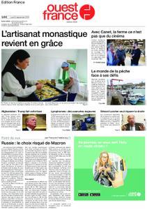 Ouest-France Édition France – 09 septembre 2019