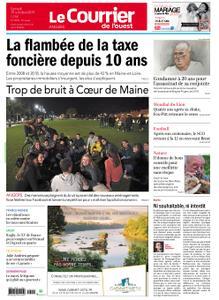 Le Courrier de l'Ouest Angers – 19 octobre 2019