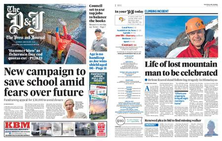 The Press and Journal Moray – June 29, 2019