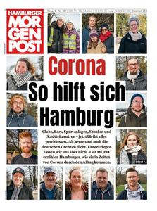 Hamburger Morgenpost – 16. März 2020