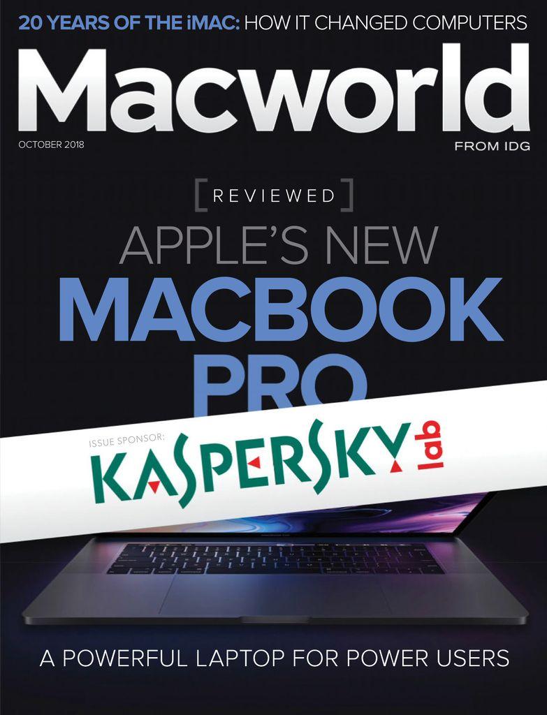 Macworld Australia - October 2018