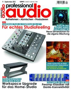 Professional Audio – September 2021