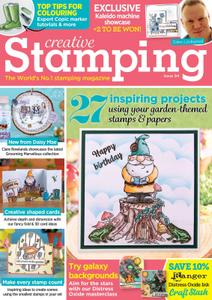 Creative Stamping – March 2021